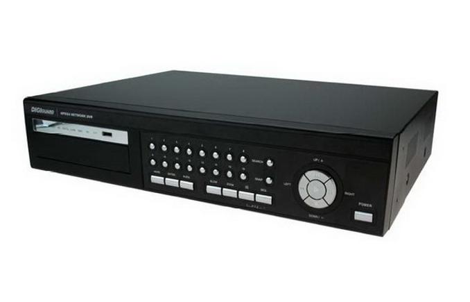 8 - канален цифров видеорекордер DG0824
