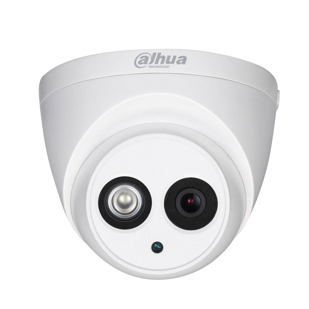Куполна камера HDCVI 2.4 МPixel Dahua HDW2220EP-0360B