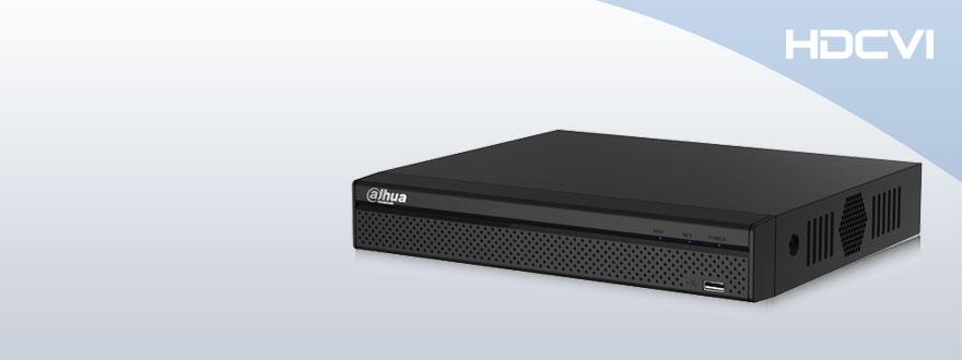 16-канално HDCVI цифрово записващо устройство (DVR) Dahua HCVR4116HS-S2