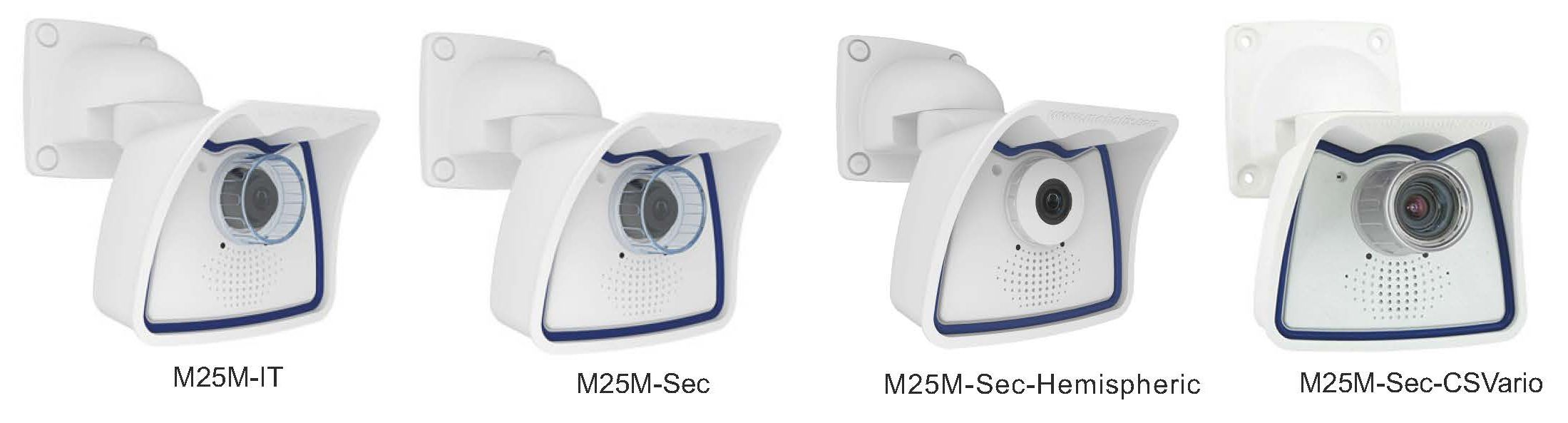 IP камера Mobotix AllroundMono M25