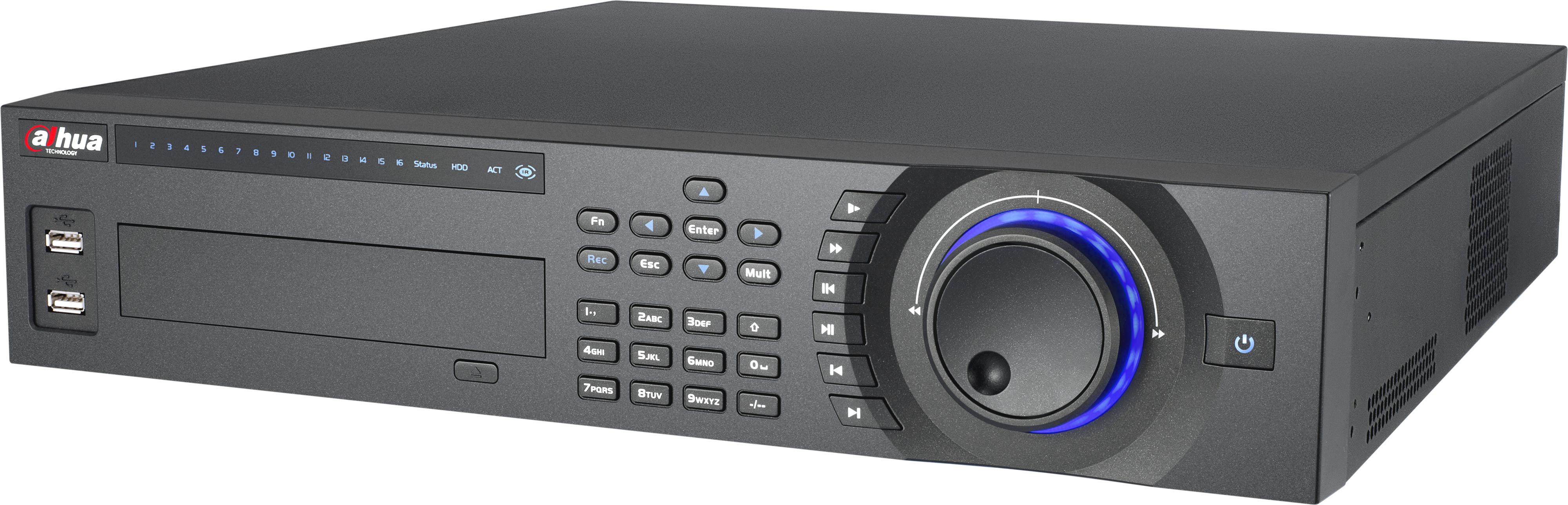 32 канален мрежов рекордер Dahua NVR4832